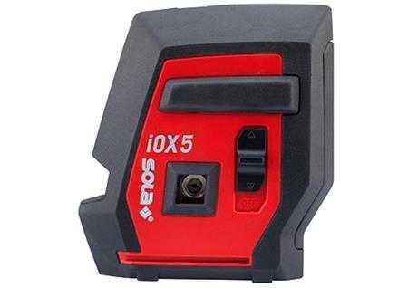 may can bang laser sola iox5 basic muc