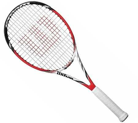 vot tennis wilson steam 23 tennis racket wrt532200 anh