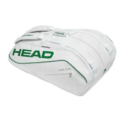 tui tennis head white 12r monstercombi 283388 kt