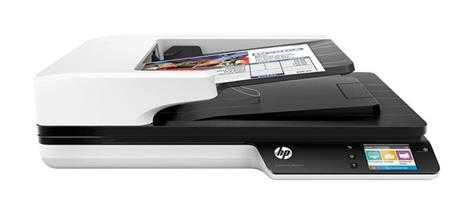 may quet hp scanjet pro 4500 fn1 s0 dung
