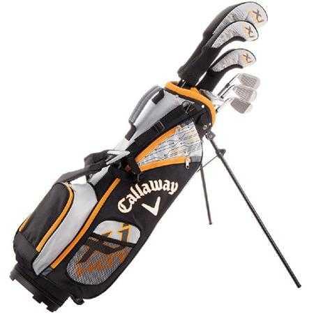 bo gay golf callaway x junior