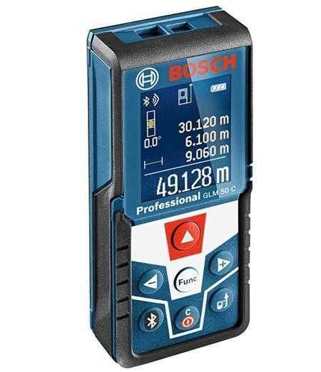may do khoang cach laser bosch glm 50c 1