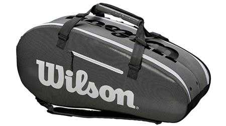 tui tennis wilson super tour 2 comp small black wrz843906 s1