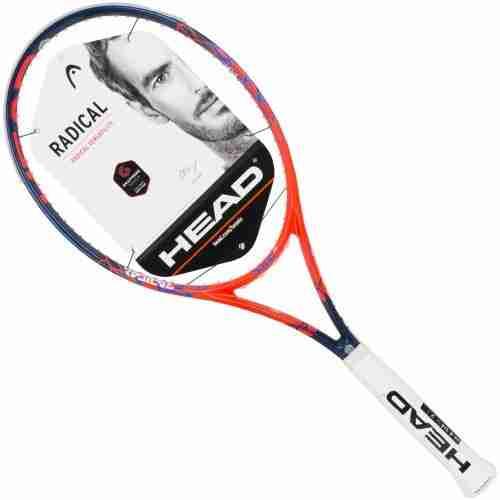vot tennis head graphene touch radical mp 2018 232618 295g
