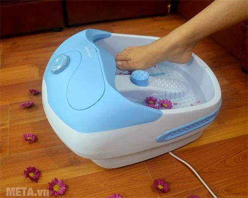 bon massage chan lanaform bubble footcare la110412 anh12