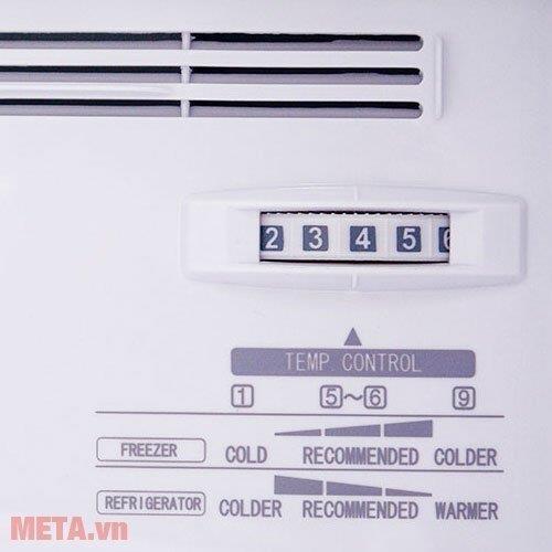tu lanh hitachi VG400PGV3 nhiet