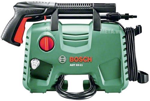 may rua xe Bosch Aquatak 33 11 500
