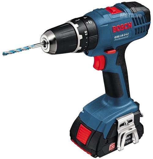 may khoan Bosch GSB 18 2 LI Professional 500