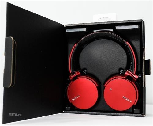 Tai nghe Sony MDR XB650BT Tai nghe Sony MDR XB650BT anhtoo