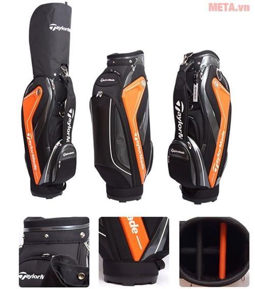 tui golf nam taylormade curve 5 0 b78542 5 khoang