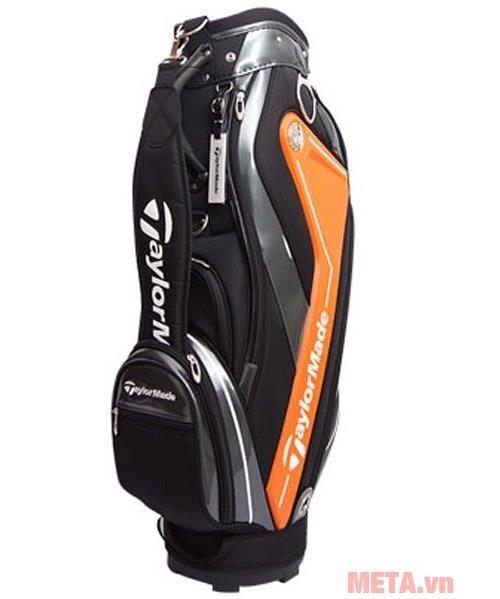 tui golf nam taylormade curve 5 0 b78542 trang cam