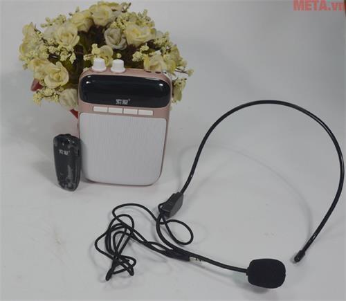 may tro giang mega s718 mic