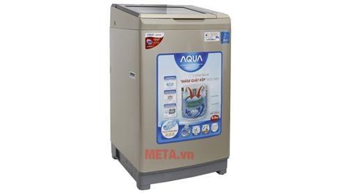 may giat long dung aqua inverter aqw dw90at 9kg s1l