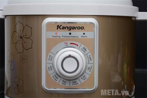 noi ap suat dien kangaroo kg135 num van