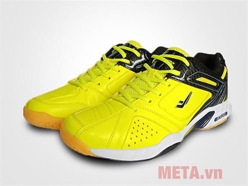 giay cau long xpd 803 yellow black