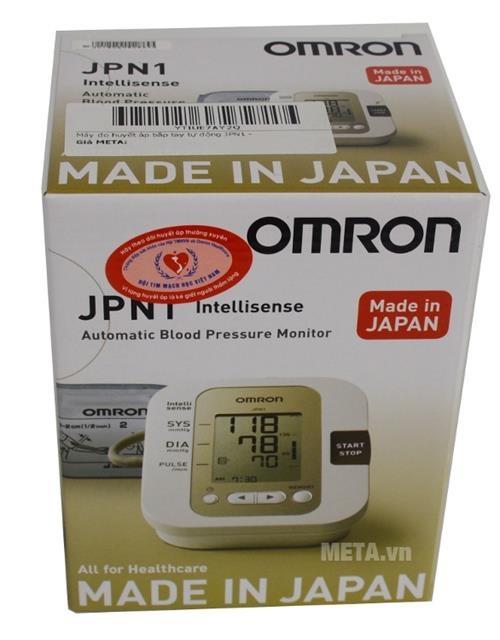 may do huyet ap Omron JPN1 hop