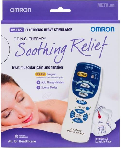 may massage Omron HV F127 hop