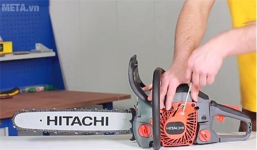 may cua xich Hitachi CS40EA giat no