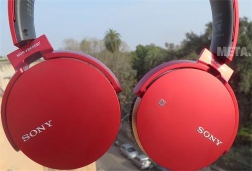 Tai nghe Sony MDR XB650BT Tai nghe Sony MDR XB650BT thietke