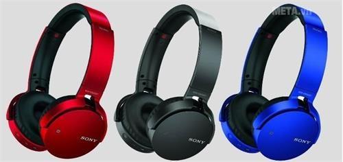 Tai nghe Sony MDR XB650BT Tai nghe Sony MDR XB650BT anhto