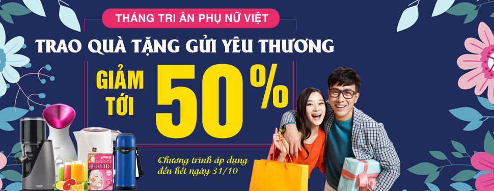 Tháng tri ân phụ nữ Việt