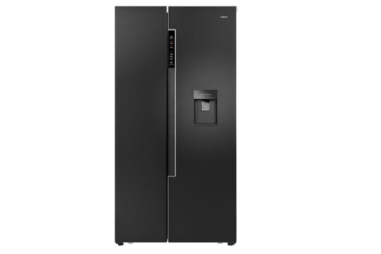 Tủ lạnh side by side Inverter Aqua AQR-I565AS 557 lít