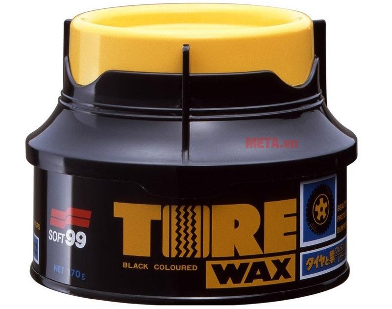 Sáp phủ bóng lốp xe Soft99 Tire Black Wax
