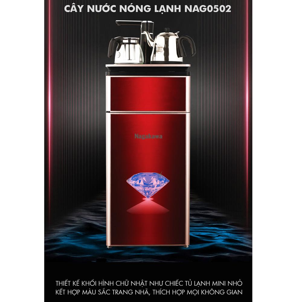 Cây nước nóng lạnh Nagakawa NAG0502 - META.vn