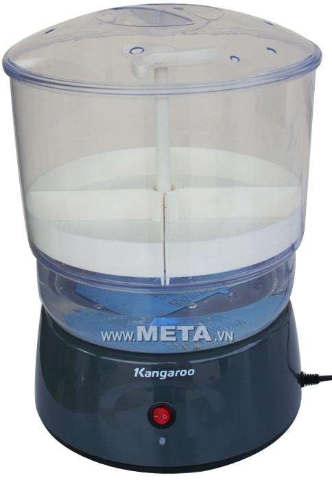 Máy làm rau mầm Kangaroo KG-261 tự động tưới nước