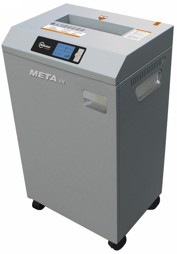 máy hủy tài liệu loại nào tốt nhất của NiKatei PS-850C