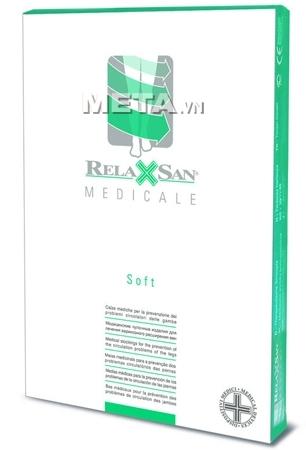 Vớ điều trị suy tĩnh mạch dạng gối Class II - Microfiber Soft - Art M2150