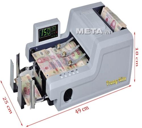 máy đếm tiền ZJ-5500B