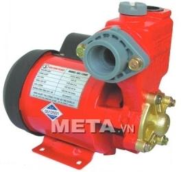 Máy bơm nước Selton 150BE là máy bơm chân không, hút nước từ bể chứa ngầm hoặc trực tiếp từ đường ống nước