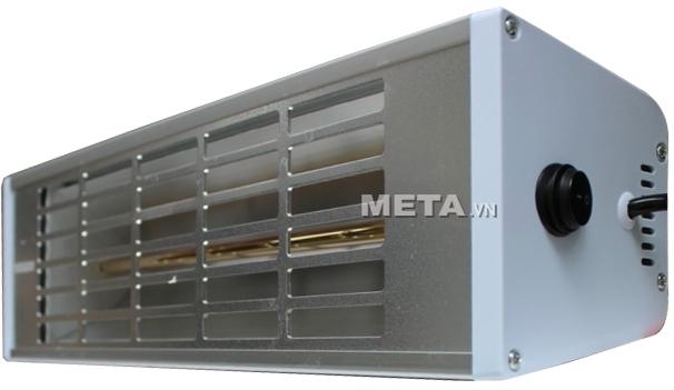 Đèn sưởi Heizen HE-610 có tuổi thọ bóng đèn lên đến 6000h tương đương với 5 đến 6 năm sử dụng.