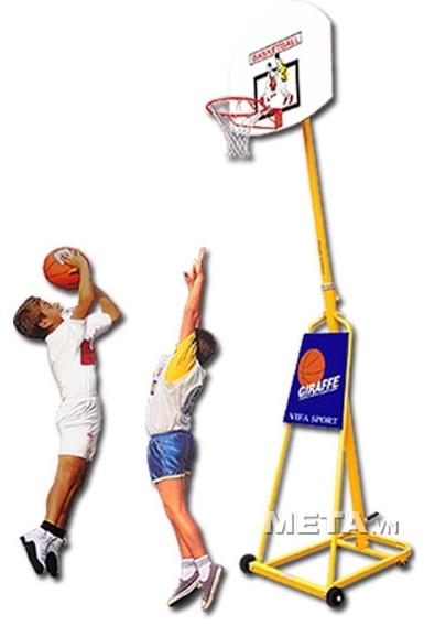 Hãy tham gia chơi bóng rổ cùng trụ bóng rổ 814C (S14614) để cải thiện chiều cao.