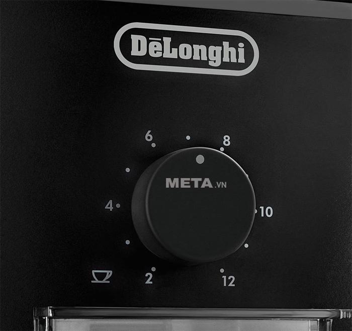 Núm định lượng cà phê của máy xay cà phê Delonghi KG79