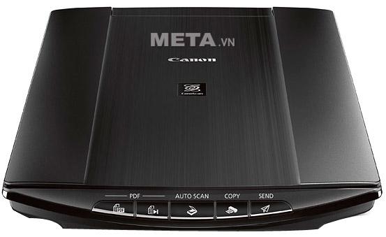 Máy scan Canon Lide 120 có màu đen sang trọng