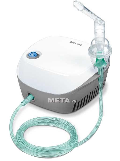 Máy xông mũi họng Beurer IH18 dùng xông mũi họng cho trẻ tại nhà
