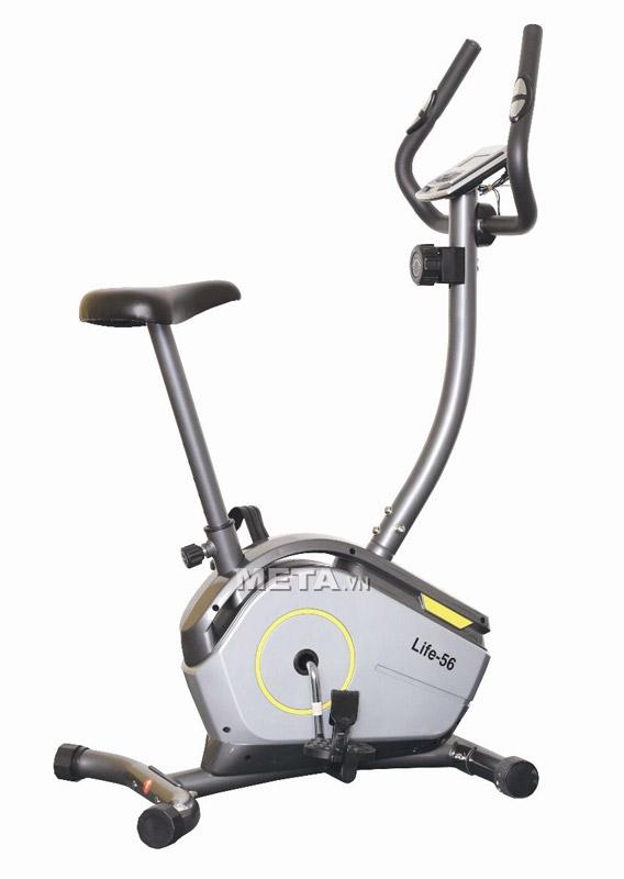 Xe đạp tập cố định Life 56 dùng đạp xe tại nhà