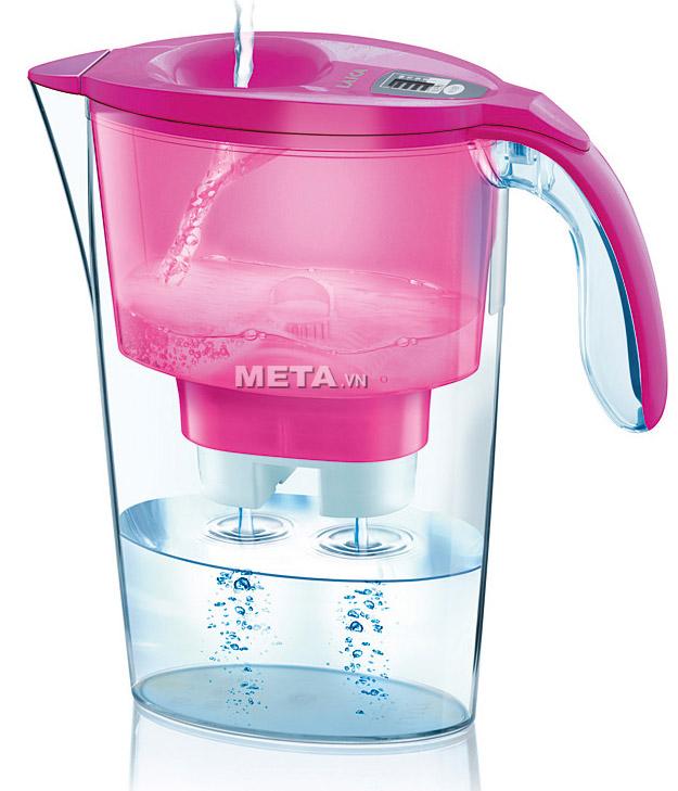 Bình lọc nước Laica Seri 3000 - J43H