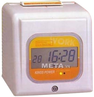 Máy chấm công thẻ giấy Kings Power 670 dễ dàng sử dụng và lắp đặt