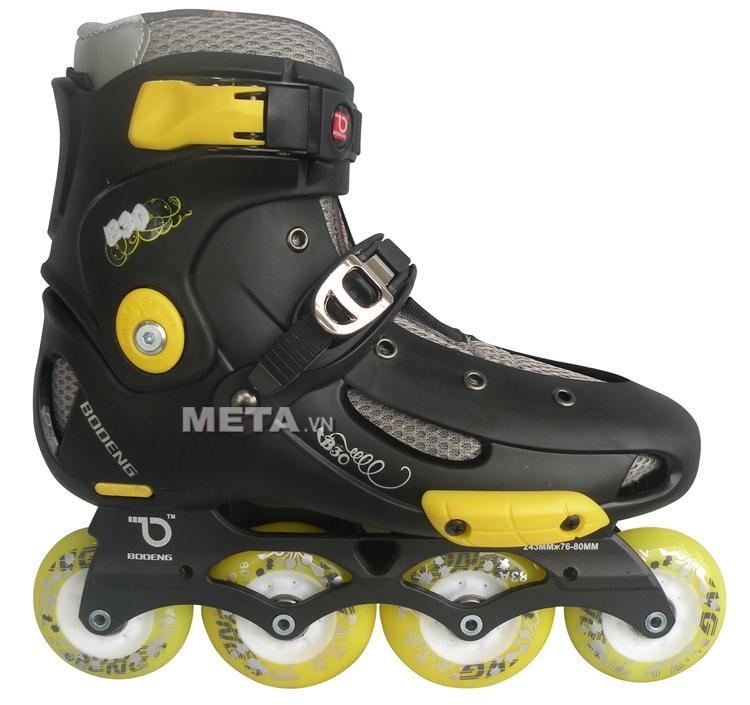 Giầy trượt patin BoDeng B30 màu vàng