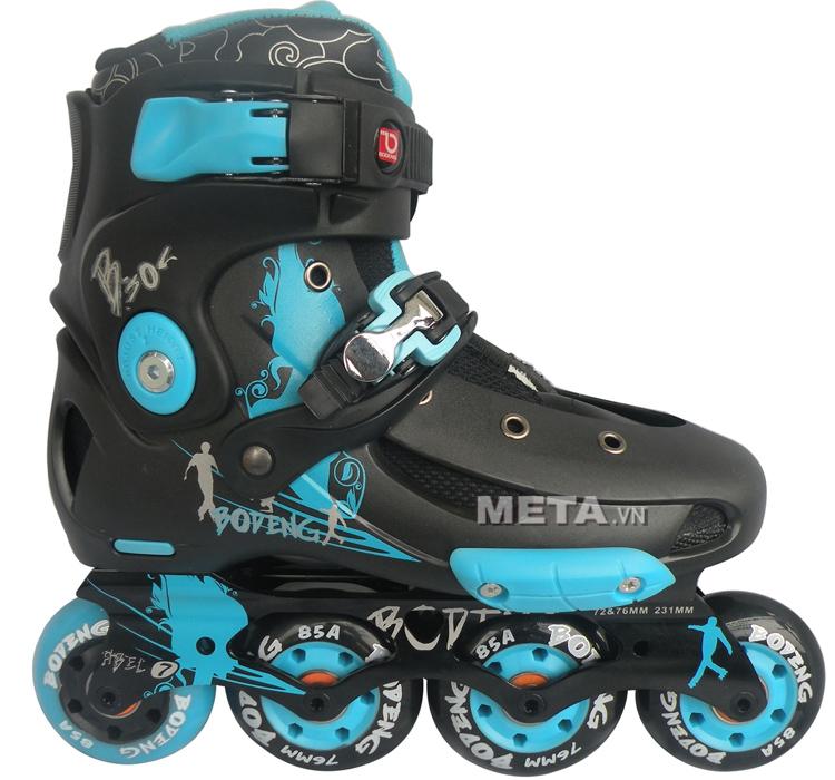 Giầy trượt patin BoDeng B30S màu xanh dương