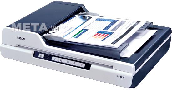Máy quét tốc độ cao Epson GT-1500 dành cho văn phòng