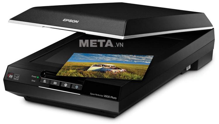 Máy quét Scanner Epson V600 photo thích hợp scan phim ảnh.