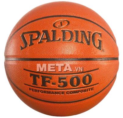 Hình ảnh quả bóng rổ Spalding TF-500 (74-529Z)