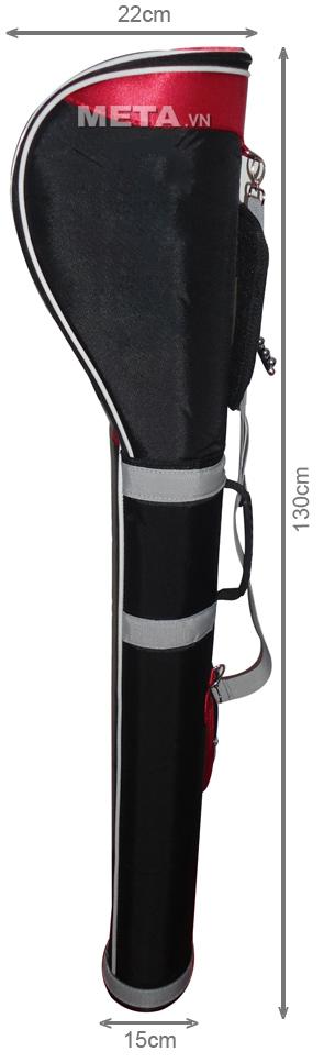 Kích thước của túi gậy Golf Sunday