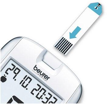 Cách sử dụng máy đo đường huyết Beurer GL42