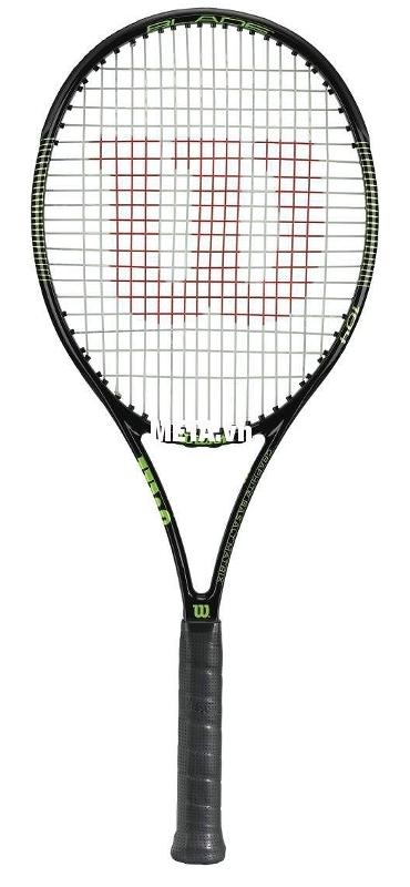 Vợt tennis Wilson Blade 104 WRT7238102 mang đến cho người chơi cảm giác đánh vô cùng thoải mái.