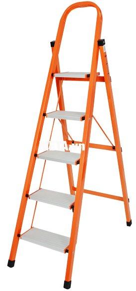 Thang ghế 5 bậc Nikawa NKS055 màu cam